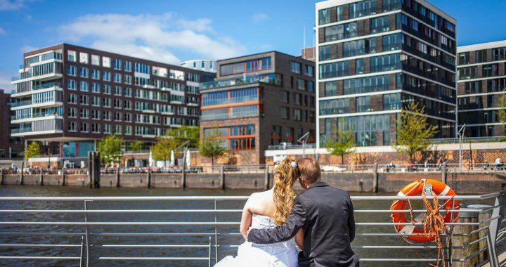 Hochzeitsfotograf Hamburg Hafencity