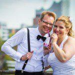Hochzeitsfotograf Hamburg Landungsbrücken