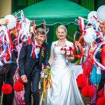 Hochzeitsfotograf Uetersen, Trauung St. Esprit Klostergarten Uetersen
