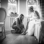 Hochzeitsfotograf Hamburg- Vorbereitung Braut und Bräutigam