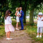 Hochzeitsfotos mit Kindern Hamburg
