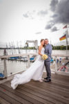 Hochzeit an der Alster Ruderclub