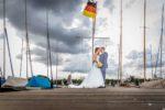 Hochzeitsfotos Hamburg Alster