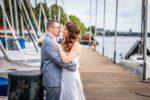 Fotos Hochzeit Außenalster Hamburg