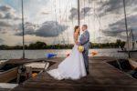 Hochzeitsfotograf Hamburg Außenalster